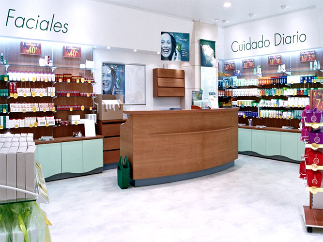 Perfumer a mobiliario para tiendas comercios y negocios - Mobiliario para negocios ...
